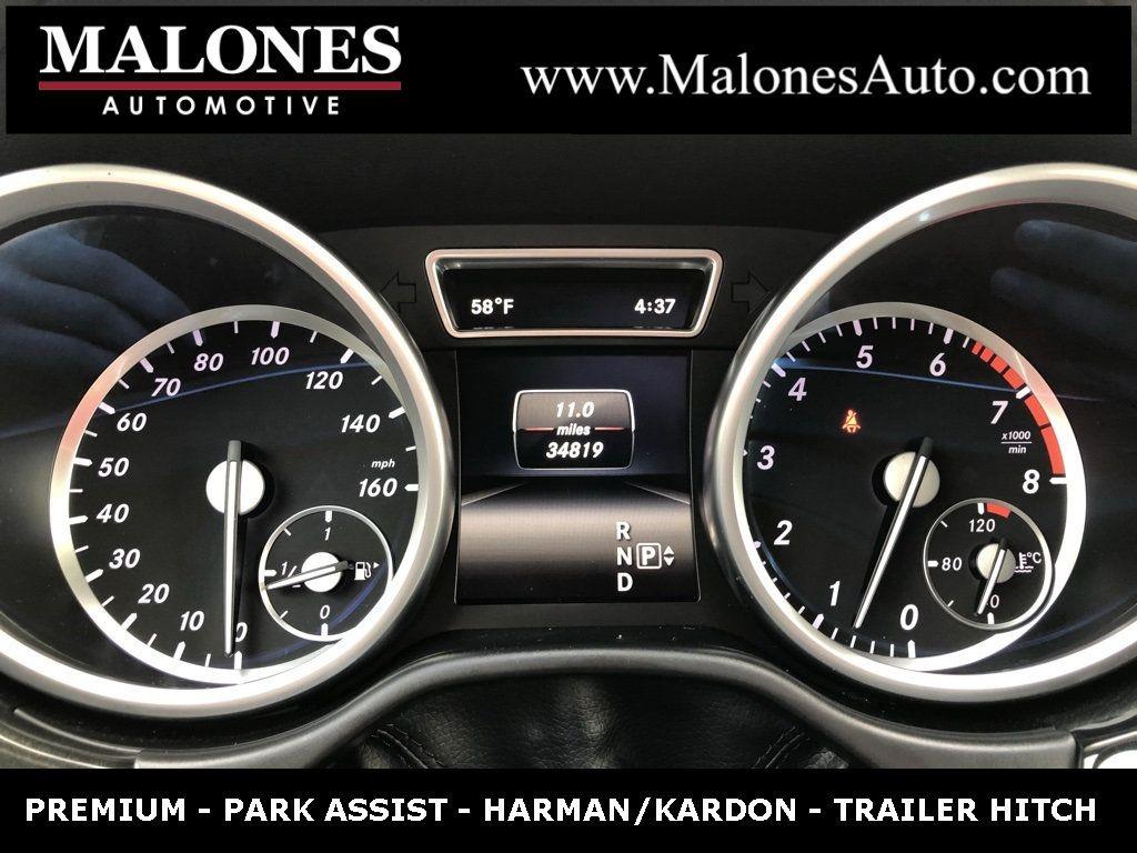 2016 Mercedes-Benz GL 4MATIC 4dr GL 450 - 18529388 - 15