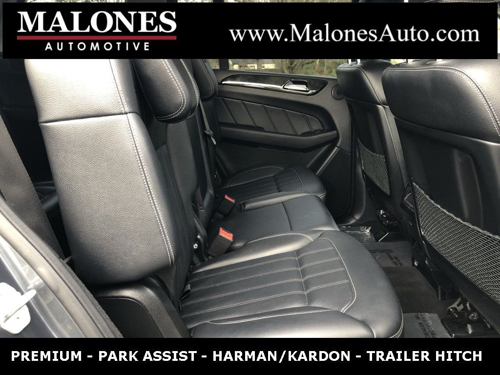 2016 Mercedes-Benz GL 4MATIC 4dr GL 450 - 18529388 - 24