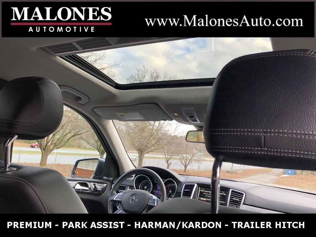2016 Mercedes-Benz GL 4MATIC 4dr GL 450 - 18529388 - 25