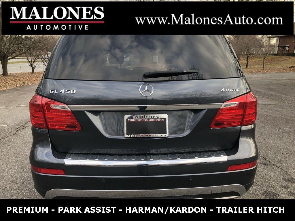2016 Mercedes-Benz GL 4MATIC 4dr GL 450 - 18529388 - 3