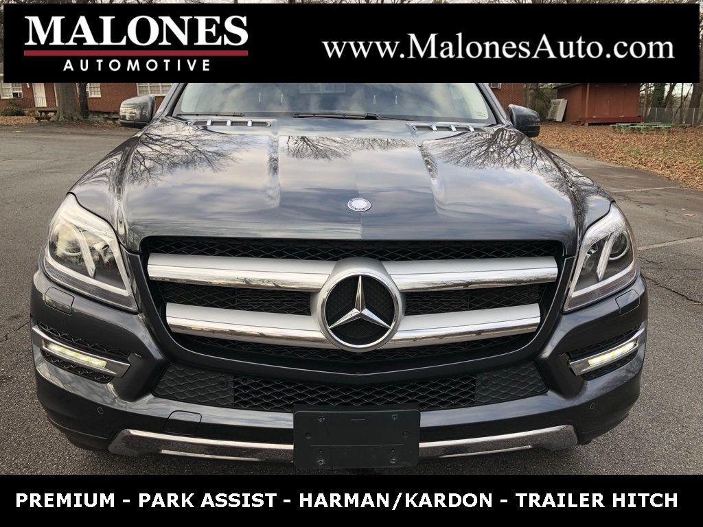 2016 Mercedes-Benz GL 4MATIC 4dr GL 450 - 18529388 - 8
