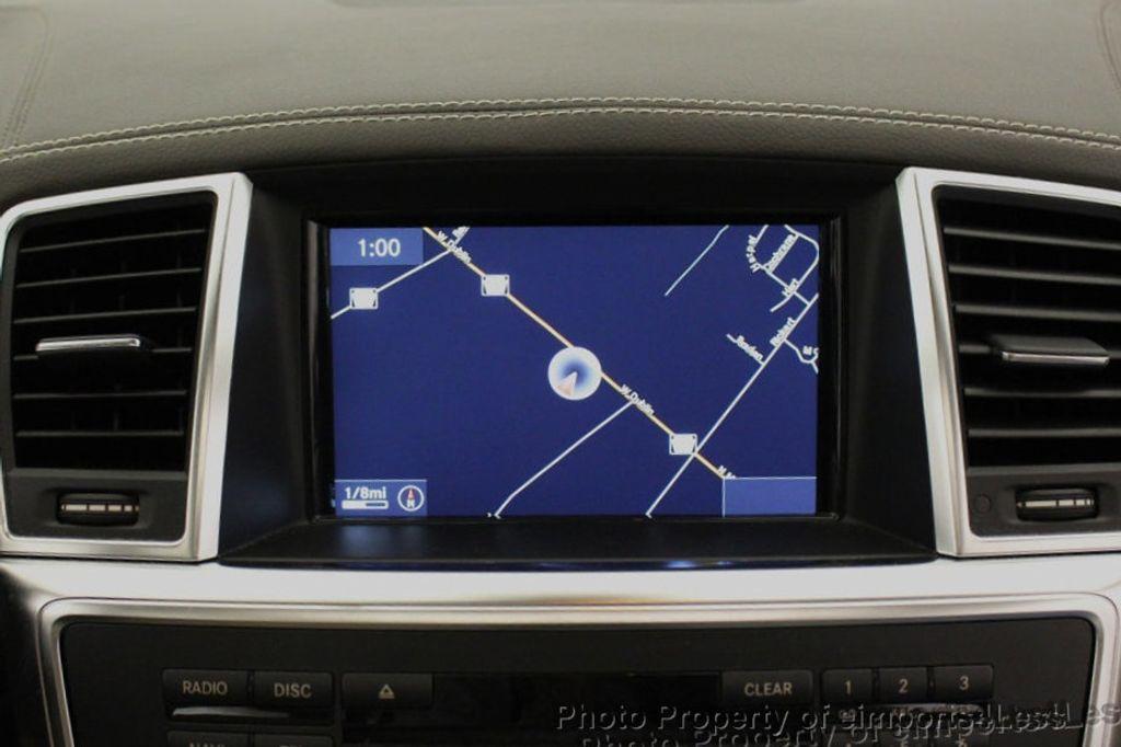 2016 Mercedes-Benz GL CERTIFIED GL450 4MATIC AWD 7 PASSENGER NAV BLIS CAM HK AUDIO - 18302573 - 9
