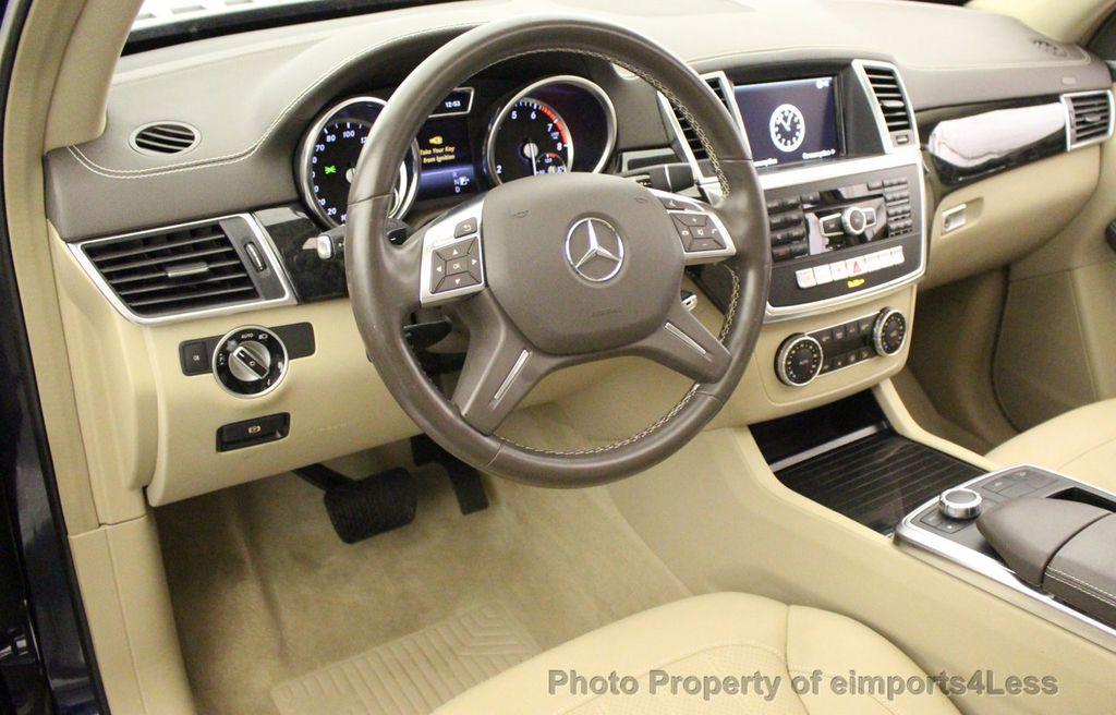 2016 Mercedes-Benz GL CERTIFIED GL450 4MATIC AWD 7 PASSENGER NAV BLIS CAM HK AUDIO - 18302573 - 35