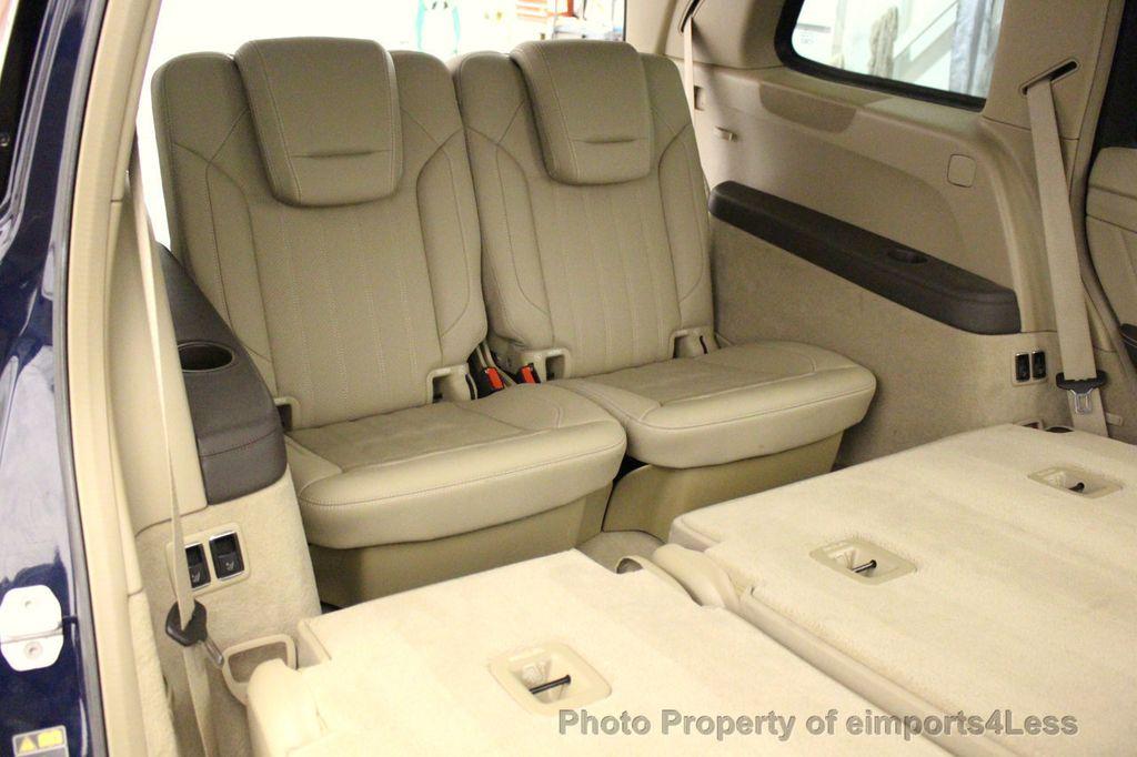 2016 Mercedes-Benz GL CERTIFIED GL450 4MATIC AWD 7 PASSENGER NAV BLIS CAM HK AUDIO - 18302573 - 41