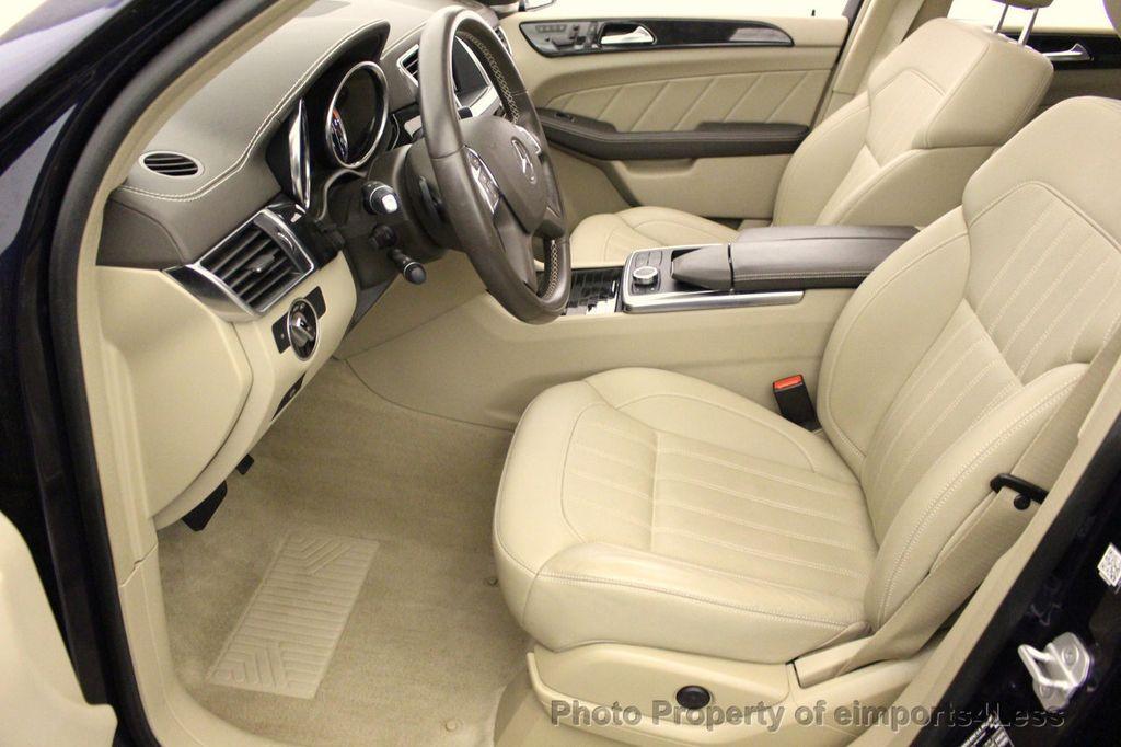 2016 Mercedes-Benz GL CERTIFIED GL450 4MATIC AWD 7 PASSENGER NAV BLIS CAM HK AUDIO - 18302573 - 42
