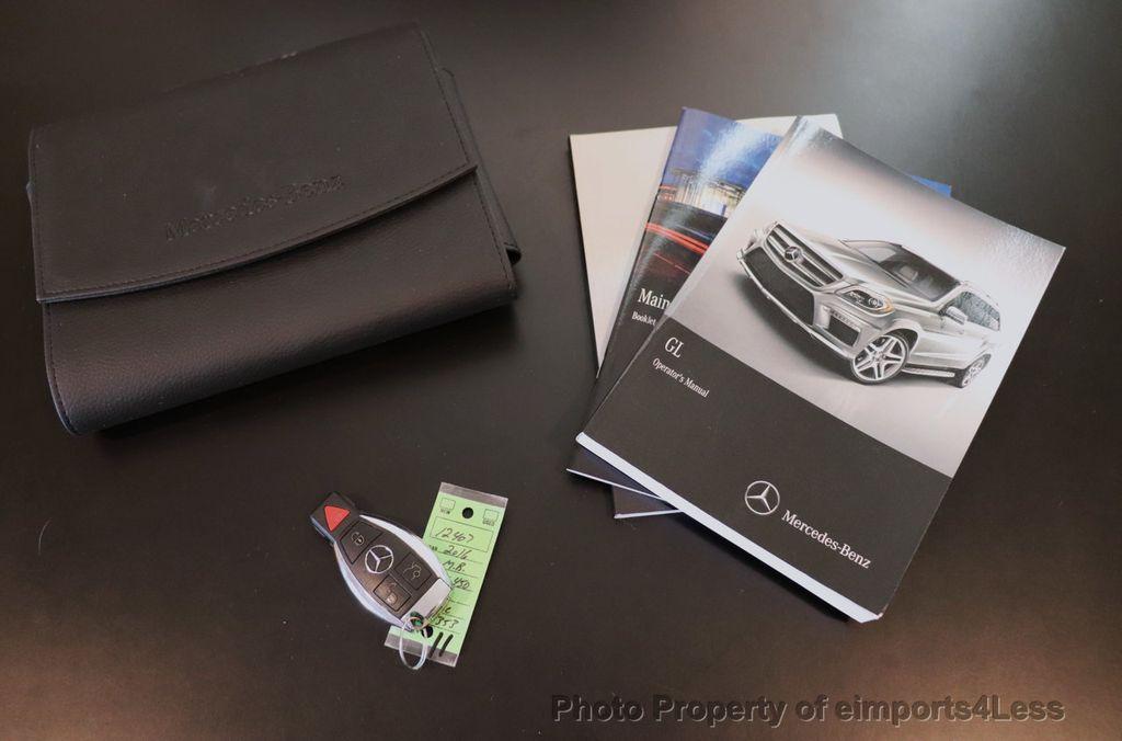 2016 Mercedes-Benz GL CERTIFIED GL450 4MATIC AWD 7 PASSENGER NAV BLIS CAM HK AUDIO - 18302573 - 44
