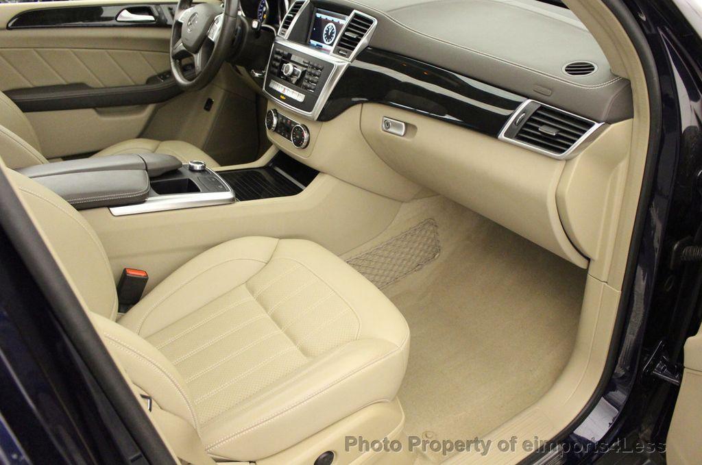 2016 Mercedes-Benz GL CERTIFIED GL450 4MATIC AWD 7 PASSENGER NAV BLIS CAM HK AUDIO - 18302573 - 54