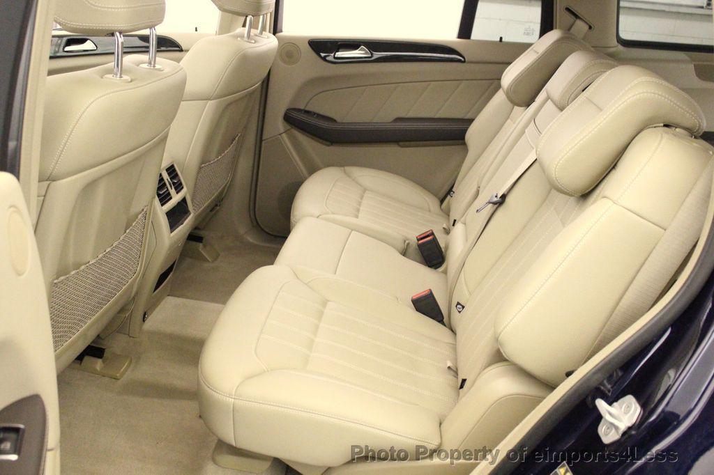 2016 Mercedes-Benz GL CERTIFIED GL450 4MATIC AWD 7 PASSENGER NAV BLIS CAM HK AUDIO - 18302573 - 55