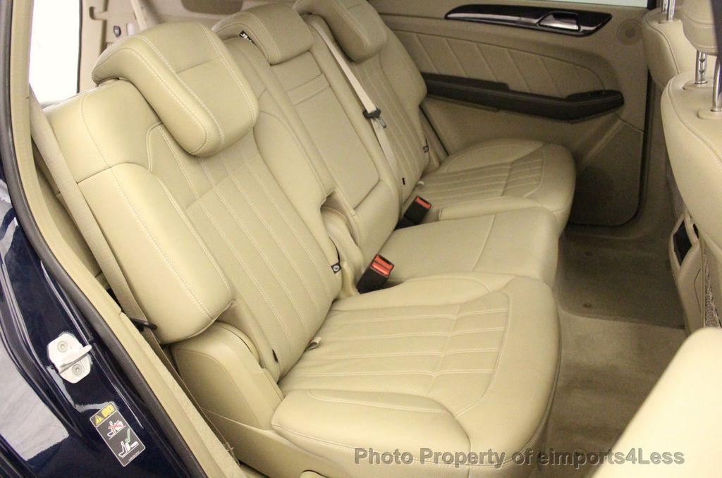 2016 Mercedes-Benz GL CERTIFIED GL450 4MATIC AWD 7 PASSENGER NAV BLIS CAM HK AUDIO - 18302573 - 56