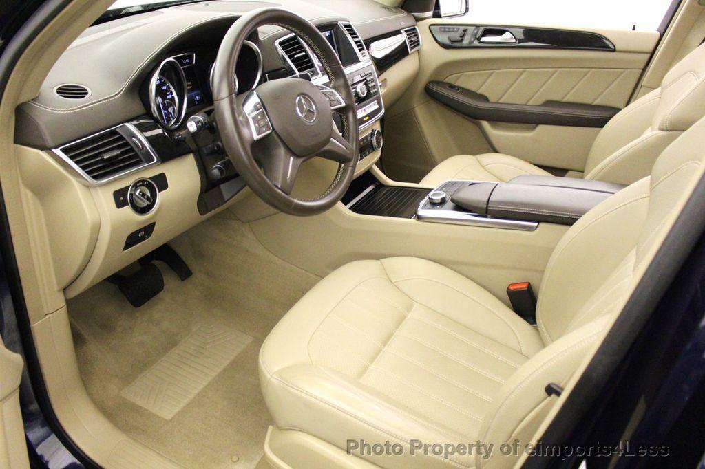 2016 Mercedes-Benz GL CERTIFIED GL450 4MATIC AWD 7 PASSENGER NAV BLIS CAM HK AUDIO - 18302573 - 5