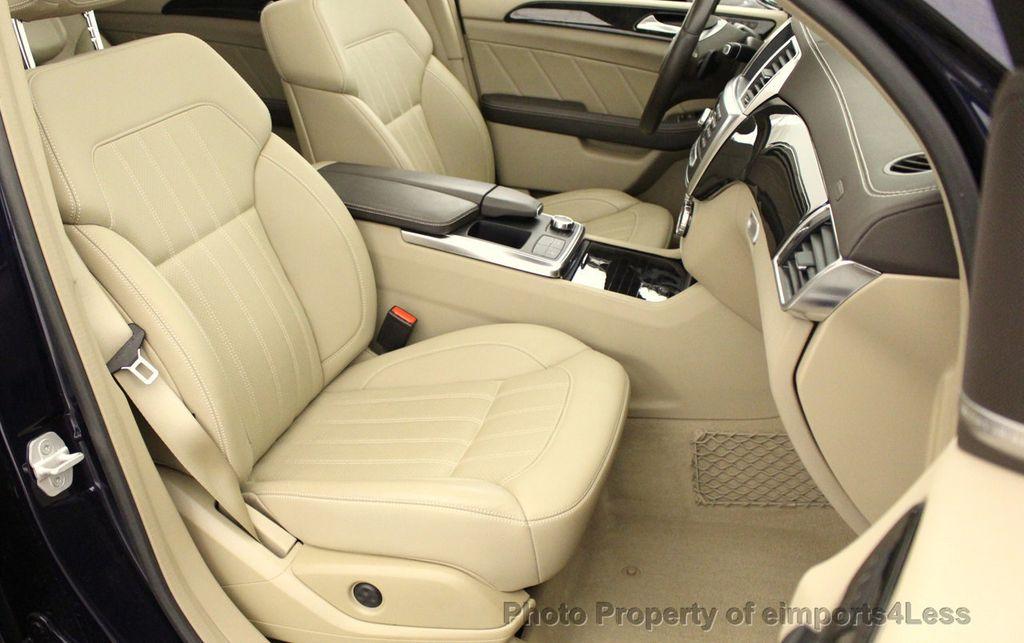 2016 Mercedes-Benz GL CERTIFIED GL450 4MATIC AWD 7 PASSENGER NAV BLIS CAM HK AUDIO - 18302573 - 6