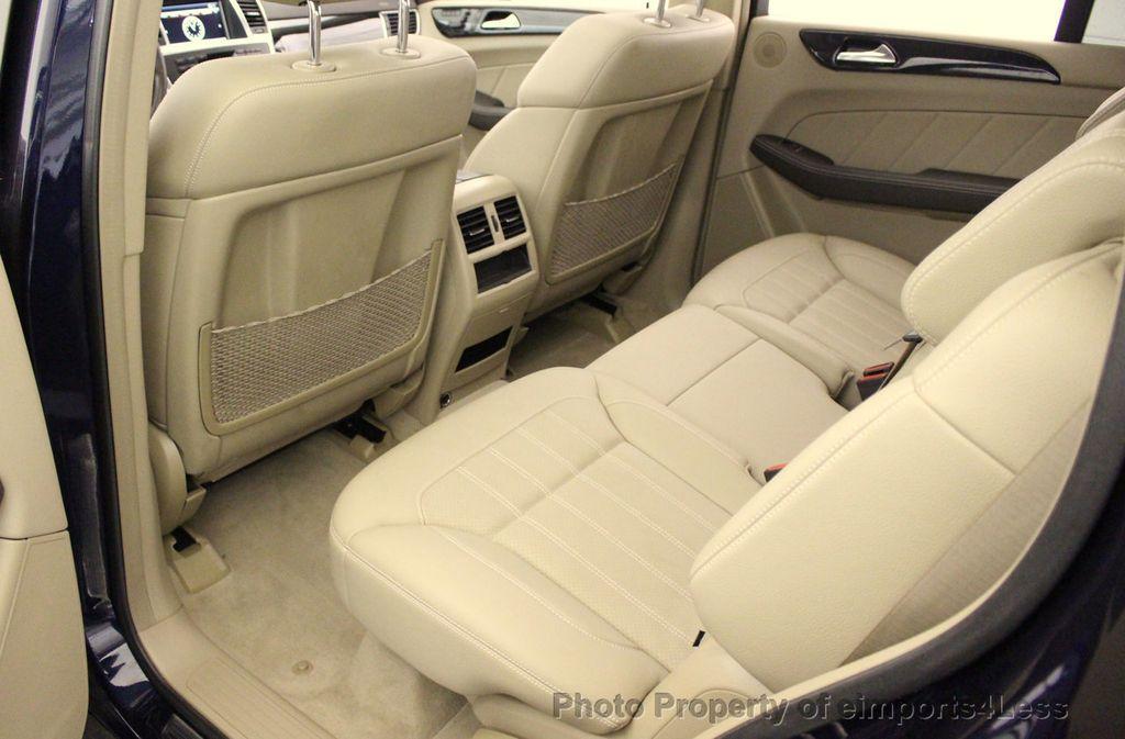 2016 Mercedes-Benz GL CERTIFIED GL450 4MATIC AWD 7 PASSENGER NAV BLIS CAM HK AUDIO - 18302573 - 7