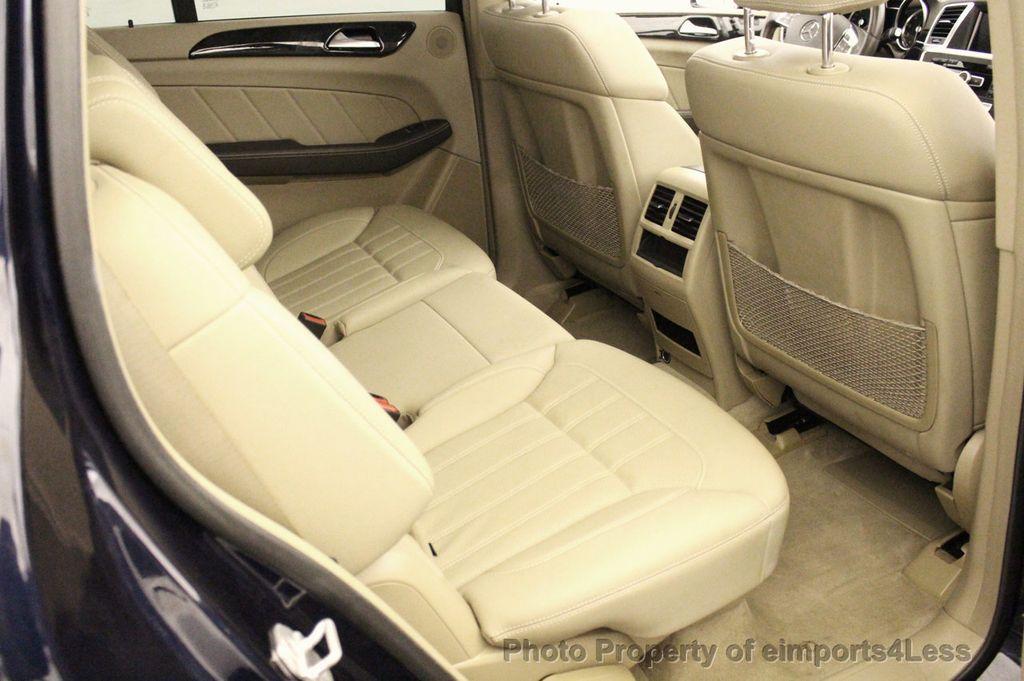 2016 Mercedes-Benz GL CERTIFIED GL450 4MATIC AWD 7 PASSENGER NAV BLIS CAM HK AUDIO - 18302573 - 8