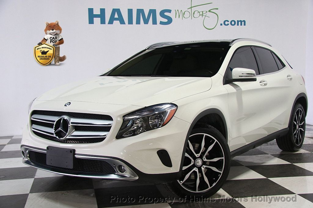 2016 Mercedes-Benz GLA 4MATIC 4dr GLA 250 - 17084882 - 0