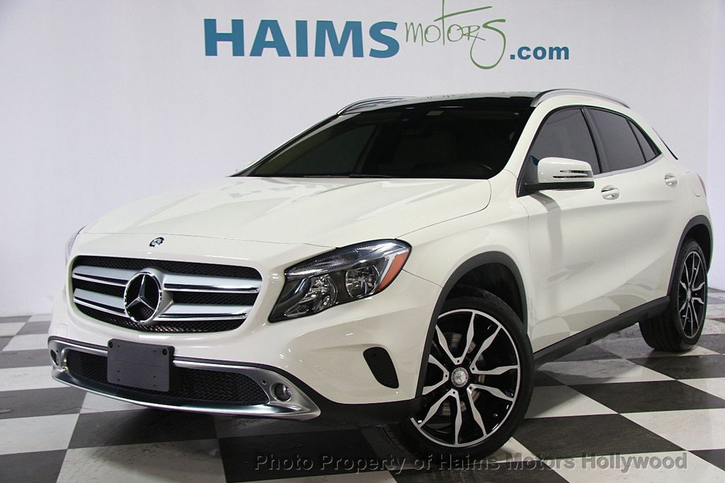 2016 used mercedes benz gla 4matic 4dr gla 250 at haims motors serving fort lauderdale. Black Bedroom Furniture Sets. Home Design Ideas