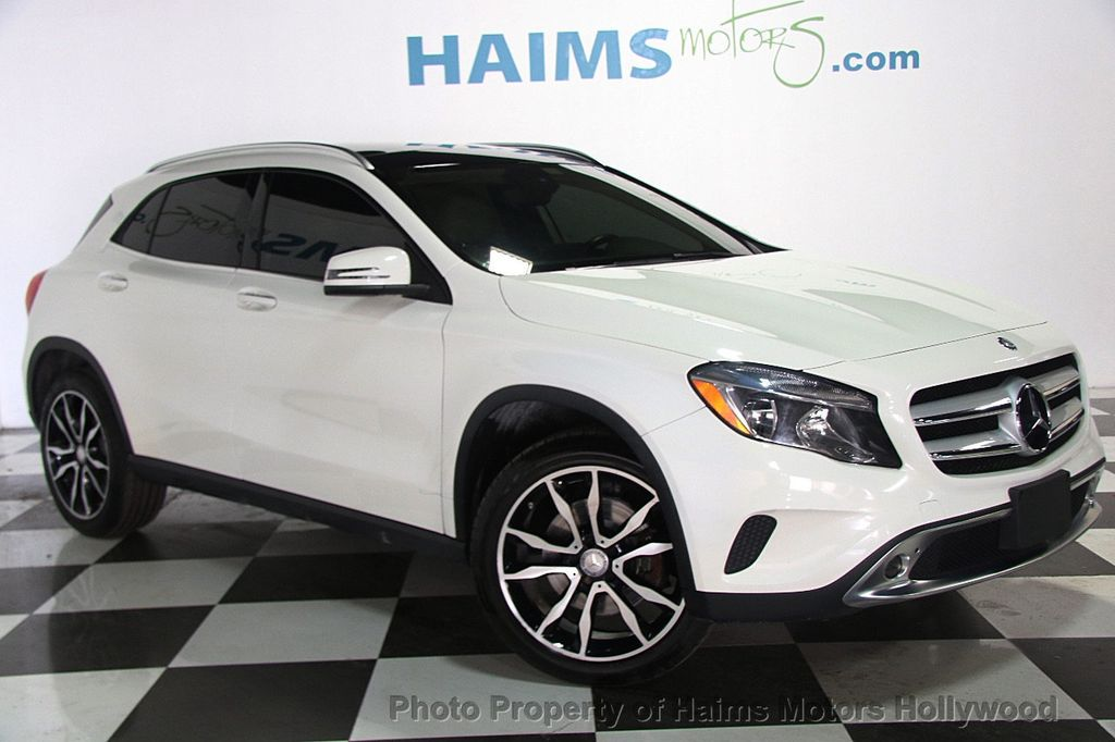 2016 used mercedes benz gla 4matic 4dr gla 250 at haims for Mercedes benz gla 250 4matic