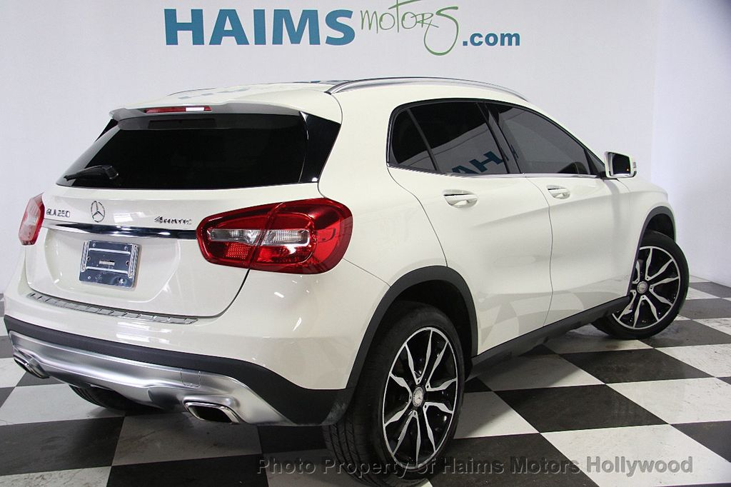 2016 Mercedes Benz Gla 4matic 4dr 250 17084882 6