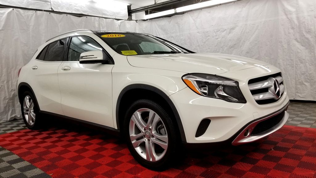 2016 Mercedes-Benz GLA 4MATIC 4dr GLA 250 - 18097523 - 2