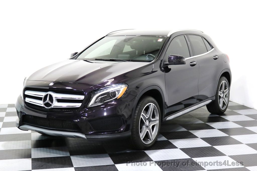 2016 Mercedes-Benz GLA CERTIFIED GLA250 4Matic AMG Sport Package AWD CAM NAVI - 17160384 - 0