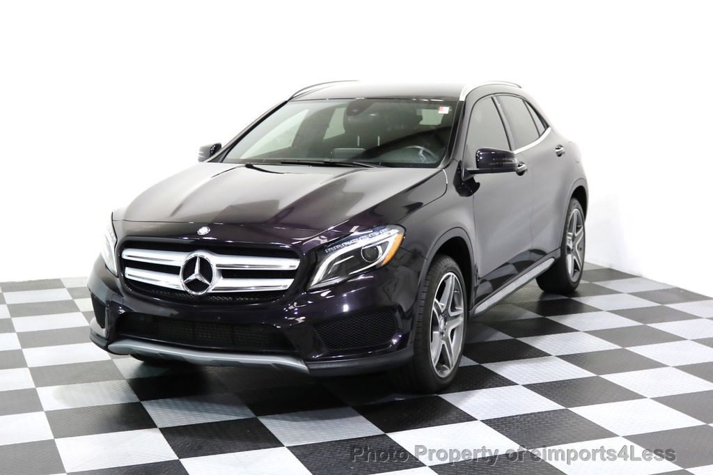 2016 Mercedes-Benz GLA CERTIFIED GLA250 4Matic AMG Sport Package AWD CAM NAVI - 17160384 - 13