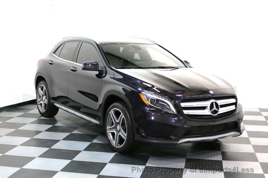2016 Mercedes-Benz GLA CERTIFIED GLA250 4Matic AMG Sport Package AWD CAM NAVI - 17160384 - 14