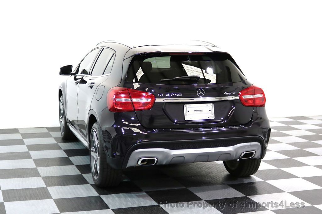 2016 Mercedes-Benz GLA CERTIFIED GLA250 4Matic AMG Sport Package AWD CAM NAVI - 17160384 - 15