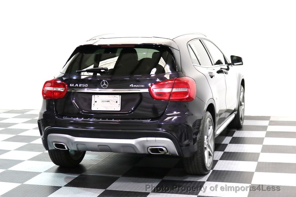 2016 Mercedes-Benz GLA CERTIFIED GLA250 4Matic AMG Sport Package AWD CAM NAVI - 17160384 - 17