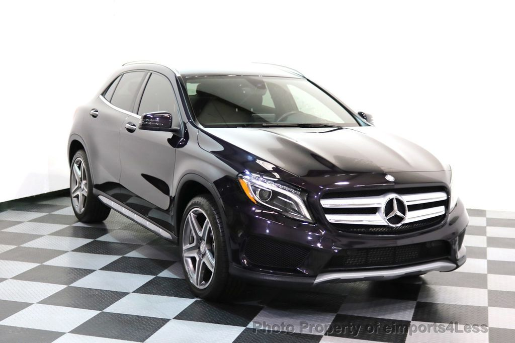 2016 Mercedes-Benz GLA CERTIFIED GLA250 4Matic AMG Sport Package AWD CAM NAVI - 17160384 - 1