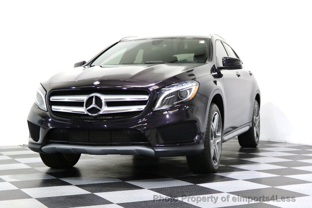 2016 Mercedes-Benz GLA CERTIFIED GLA250 4Matic AMG Sport Package AWD CAM NAVI - 17160384 - 27