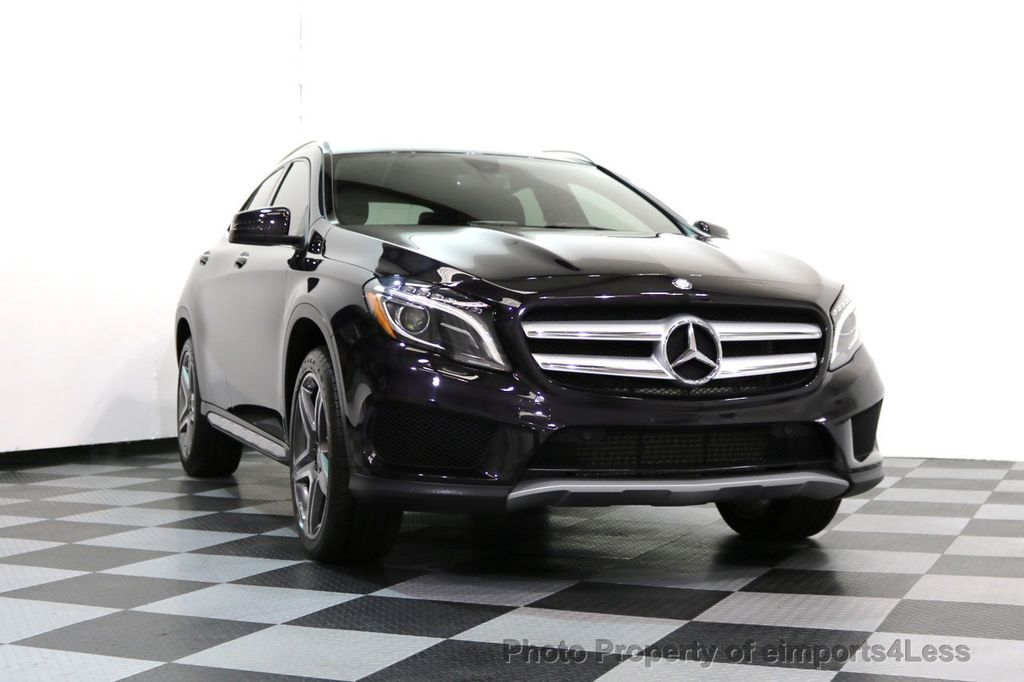 2016 Mercedes-Benz GLA CERTIFIED GLA250 4Matic AMG Sport Package AWD CAM NAVI - 17160384 - 28