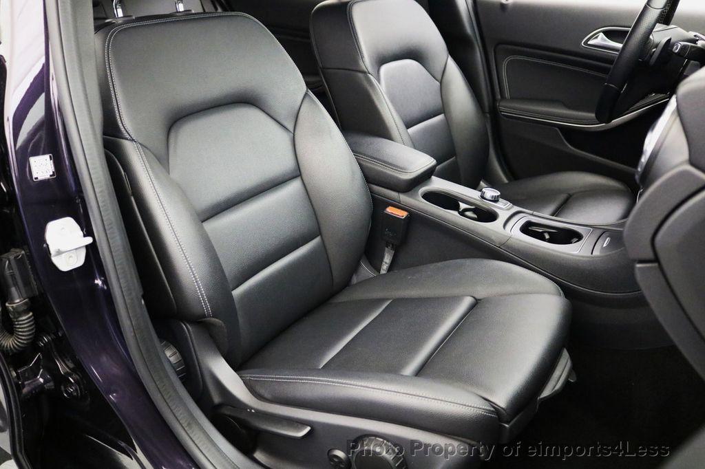 2016 Mercedes-Benz GLA CERTIFIED GLA250 4Matic AMG Sport Package AWD CAM NAVI - 17160384 - 35