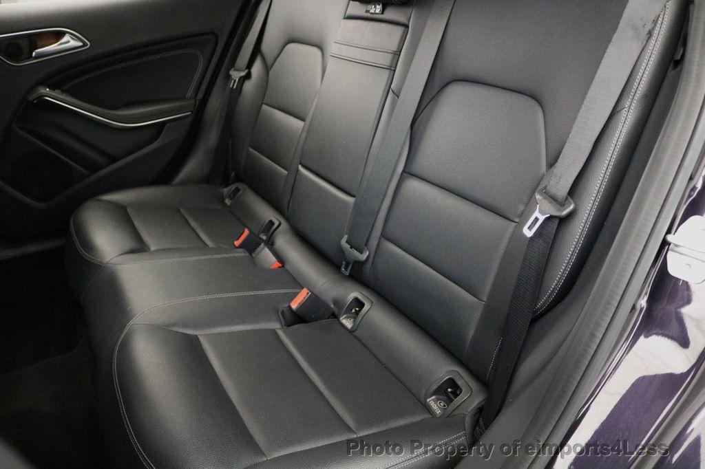 2016 Mercedes-Benz GLA CERTIFIED GLA250 4Matic AMG Sport Package AWD CAM NAVI - 17160384 - 36