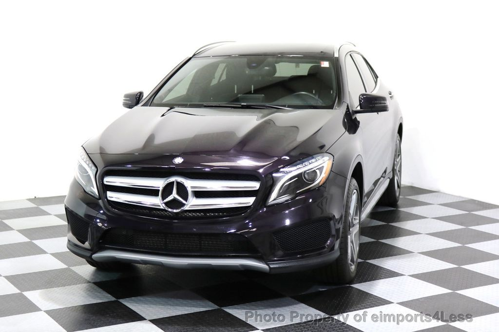 2016 Mercedes-Benz GLA CERTIFIED GLA250 4Matic AMG Sport Package AWD CAM NAVI - 17160384 - 41