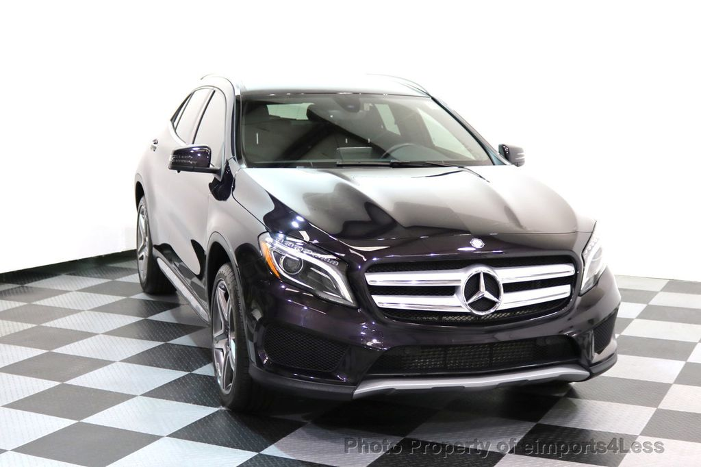 2016 Mercedes-Benz GLA CERTIFIED GLA250 4Matic AMG Sport Package AWD CAM NAVI - 17160384 - 42