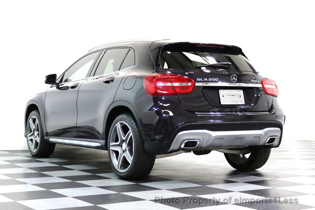 2016 Mercedes-Benz GLA CERTIFIED GLA250 4Matic AMG Sport Package AWD CAM NAVI - 17160384 - 43