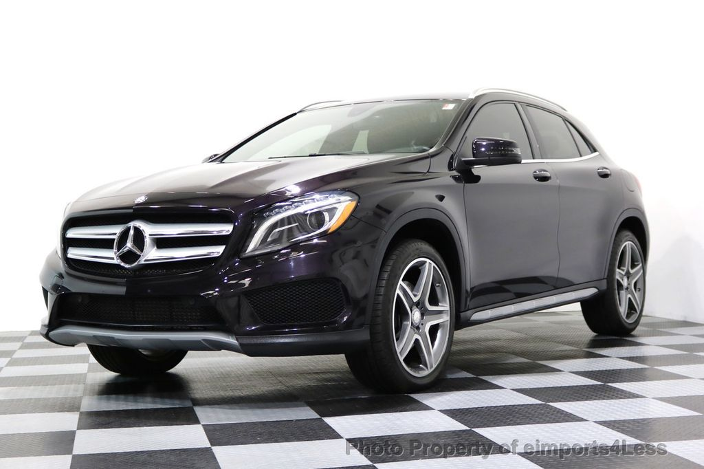 2016 Mercedes-Benz GLA CERTIFIED GLA250 4Matic AMG Sport Package AWD CAM NAVI - 17160384 - 45