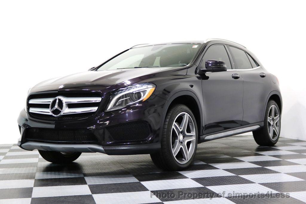 2016 Mercedes-Benz GLA CERTIFIED GLA250 4Matic AMG Sport Package AWD CAM NAVI - 17160384 - 45