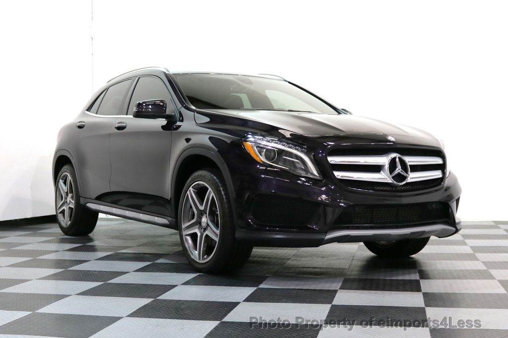 2016 Mercedes-Benz GLA CERTIFIED GLA250 4Matic AMG Sport Package AWD CAM NAVI - 17160384 - 48