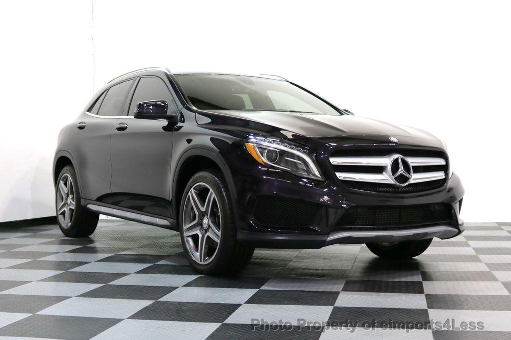 2016 Mercedes-Benz GLA CERTIFIED GLA250 4Matic AMG Sport Package AWD CAM NAVI - 17160384 - 48