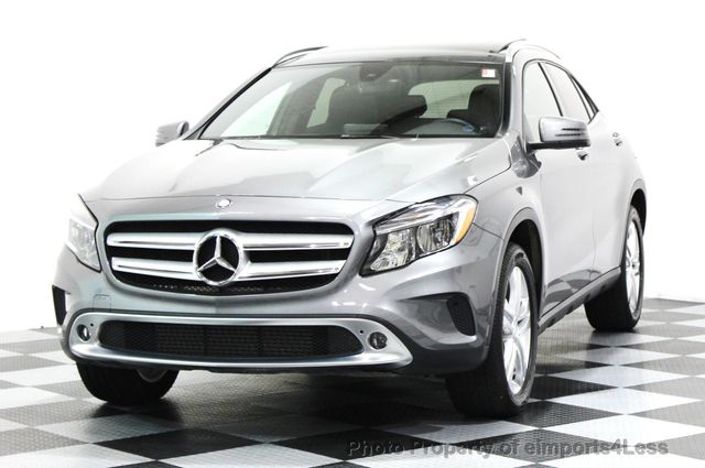2016 Mercedes-Benz GLA CERTIFIED GLA250 4MATIC AWD CAMERA NAVIGATION - 16317874 - 11