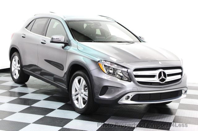 2016 Mercedes-Benz GLA CERTIFIED GLA250 4MATIC AWD CAMERA NAVIGATION - 16317874 - 12