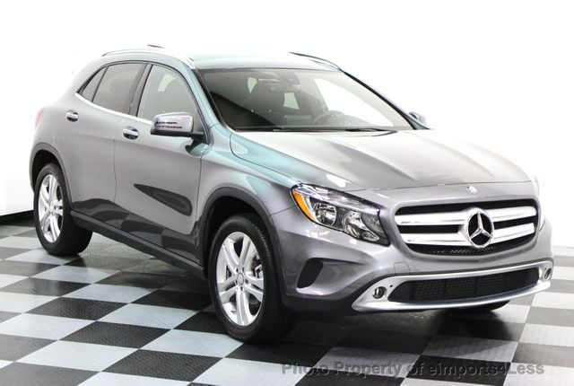 2016 Mercedes-Benz GLA CERTIFIED GLA250 4MATIC AWD CAMERA NAVIGATION - 16317874 - 13