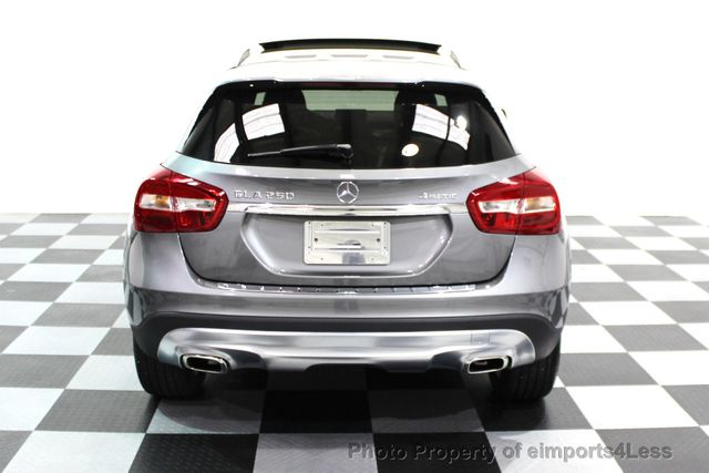 2016 Mercedes-Benz GLA CERTIFIED GLA250 4MATIC AWD CAMERA NAVIGATION - 16317874 - 15