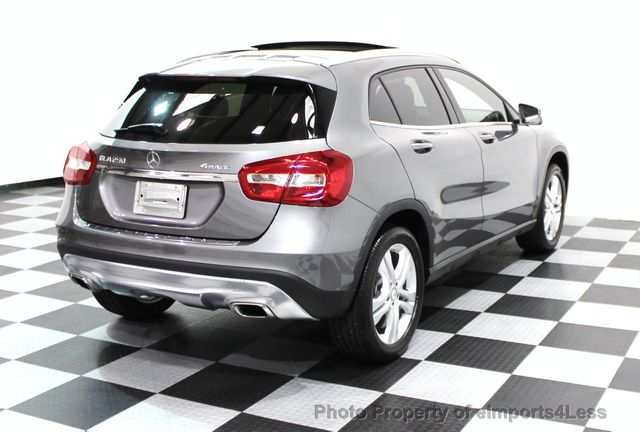 2016 Mercedes-Benz GLA CERTIFIED GLA250 4MATIC AWD CAMERA NAVIGATION - 16317874 - 16