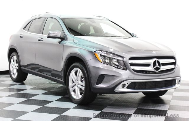 2016 Mercedes-Benz GLA CERTIFIED GLA250 4MATIC AWD CAMERA NAVIGATION - 16317874 - 1