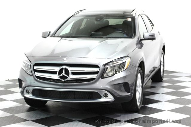 2016 Mercedes-Benz GLA CERTIFIED GLA250 4MATIC AWD CAMERA NAVIGATION - 16317874 - 19