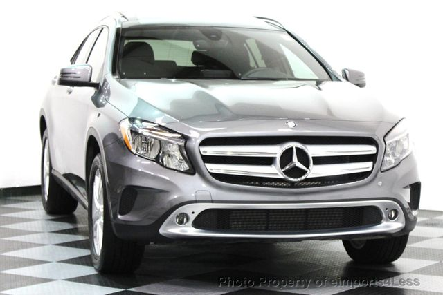 2016 Mercedes-Benz GLA CERTIFIED GLA250 4MATIC AWD CAMERA NAVIGATION - 16317874 - 20