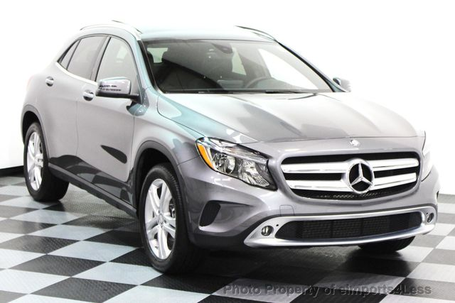 2016 Mercedes-Benz GLA CERTIFIED GLA250 4MATIC AWD CAMERA NAVIGATION - 16317874 - 21