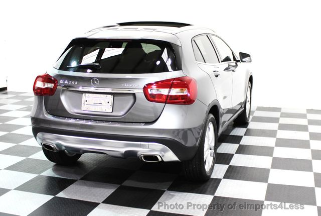 2016 Mercedes-Benz GLA CERTIFIED GLA250 4MATIC AWD CAMERA NAVIGATION - 16317874 - 23