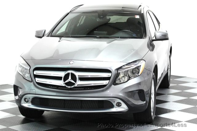 2016 Mercedes-Benz GLA CERTIFIED GLA250 4MATIC AWD CAMERA NAVIGATION - 16317874 - 48